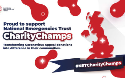 Charity Marketing Campaign: #NETCharityChamps Campaign
