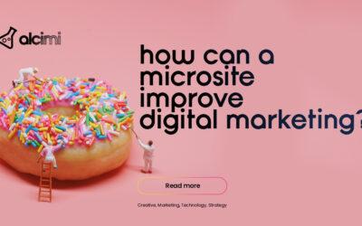 How Can a Microsite Improve Digital Marketing?