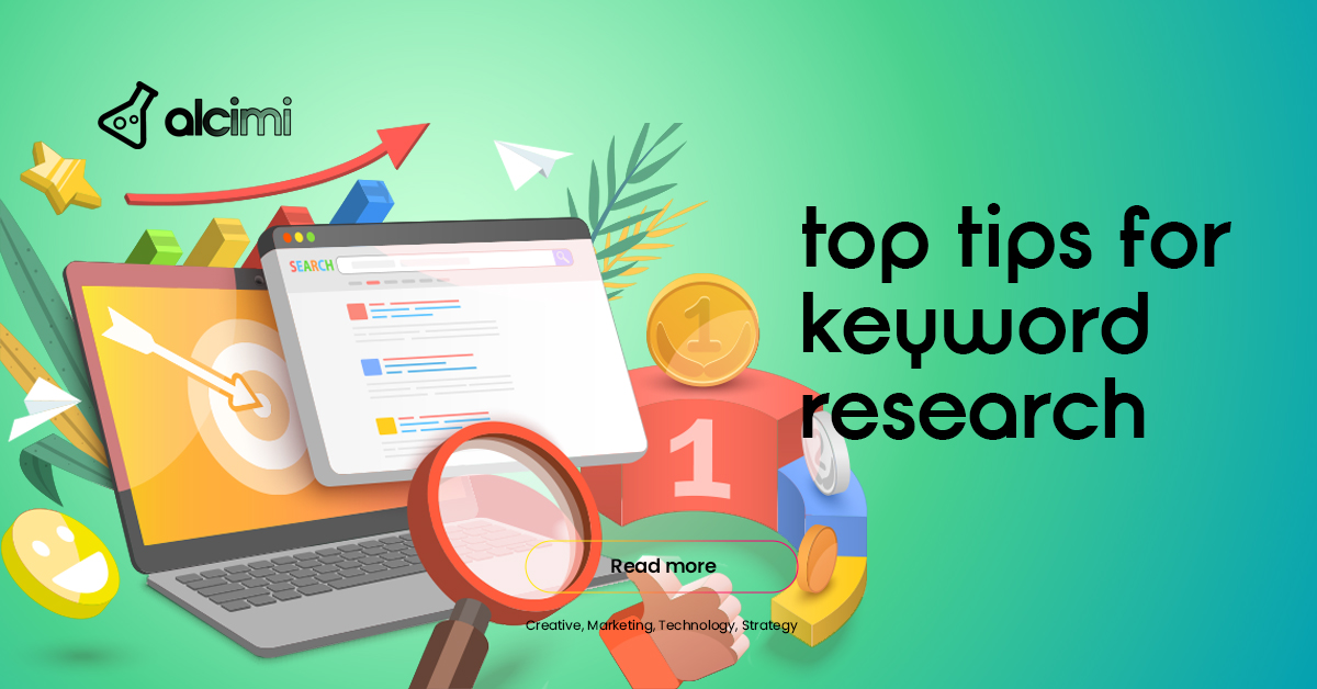 Top Tips for Keyword Research