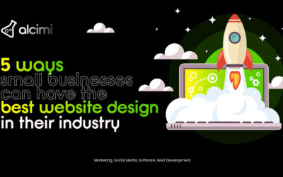 Web Design for Small Businesses: 5 Tips to Lead in Your Industry